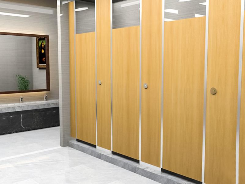 lv蜂窝厕所隔断