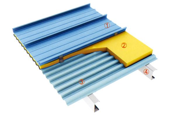 lvmeimeng金属屋面板